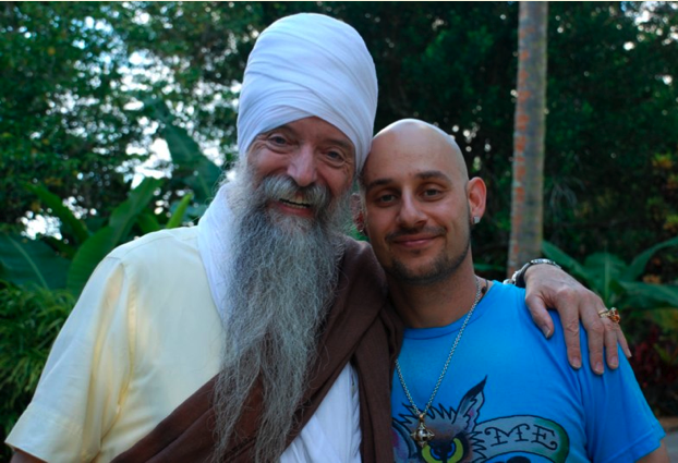 Dr. Dan & Good Friend Guru Singh in Fiji