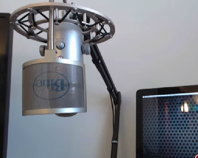 Blue Yeti Mic Tips Setup Stand Pop Filter And Shock Mount