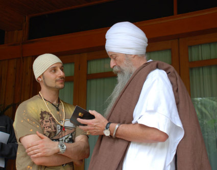 Dr. Dan & Good Friend Guru Singh